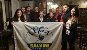 Nominato il coordinatore cittadino della Lega di Falerna