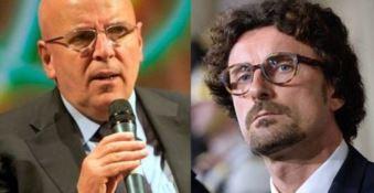 Mario Oliverio e Danilo Toninelli