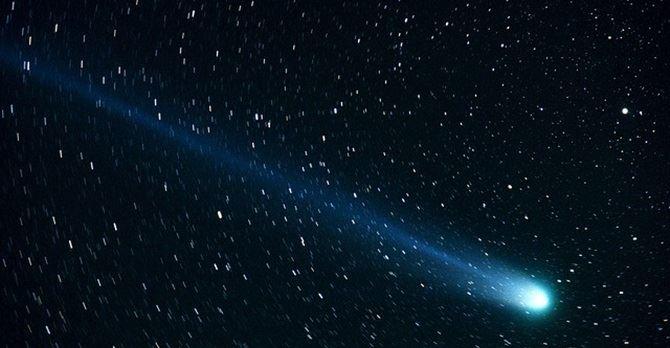 La cometa 46P/Wirtanen