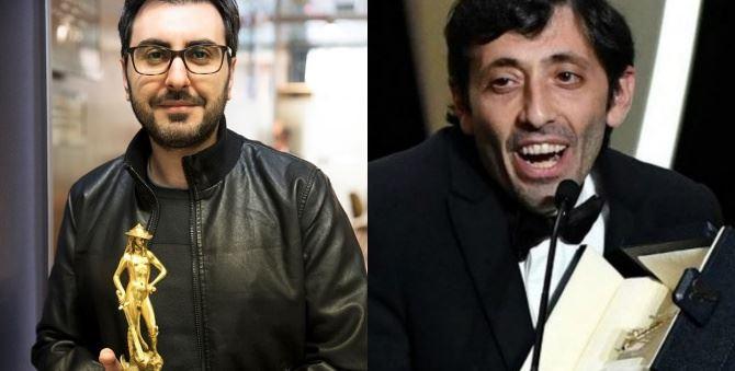 Il regista Grande e l'attore Fonte