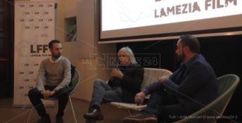 Lamezia Film Fest, Vanzina si racconta: «La mia carriera è iniziata in Calabria»