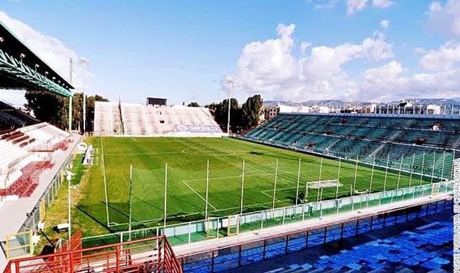 Reggio, stadio Granillo
