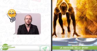 Medicina dello sport, il Whatsapp di Calabrò