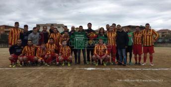 Dal mondo del calcio ancora un omaggio a Stefania, Christian e Nicolò