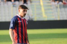 Leonardo Taurino, giocatore della Vibonese