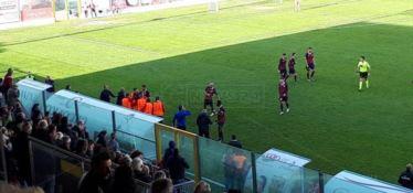 "Vibonese inarrestabile: al ""Luigi Razza"" Virtus Francavilla battuto 5-0"