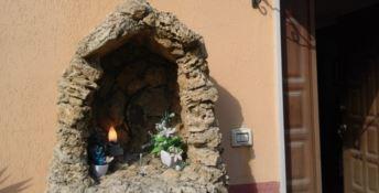 Crotone, sottratta dalla sede Unitalsi la statua della Madonna di Lourdes