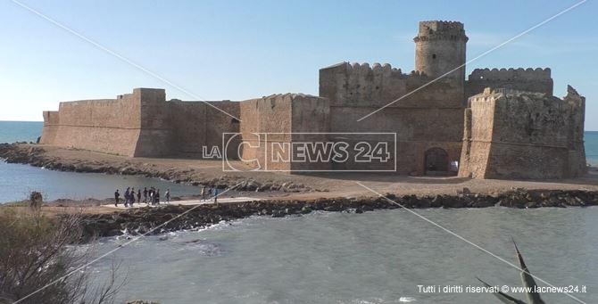 Le castella di Isola Capo Rizzuto