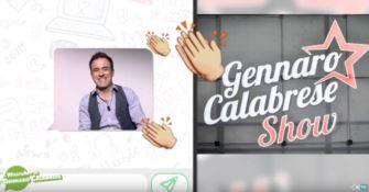 Teatro e cabaret, il WhatsApp di Gennaro Calabrese