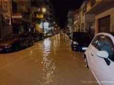 A Soverato si contano i danni dopo l'ondata di maltempo