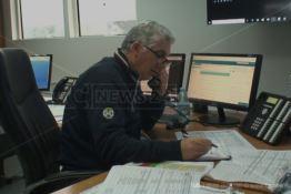 Maltempo, sala operativa Protezione Civile assediata dalle chiamate