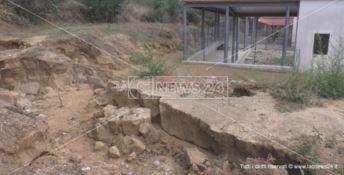Crotone, i danni del maltempo hanno isolato il canile comunale