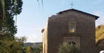 Pioggia e forti venti, danni nel Crotonese