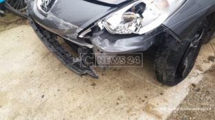 Strada saponetta tra Montalto e Lattarico, tre incidenti nelle ultime ore