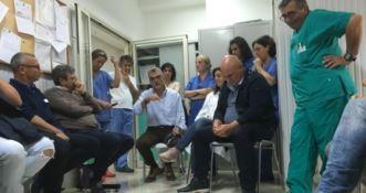 Ospedale di Cetraro, reparto di dialisi in crisi per carenza di personale