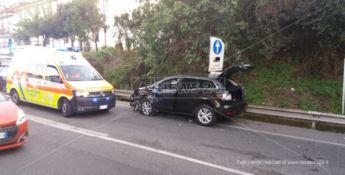 Doppio incidente a Rende, coinvolte diverse auto