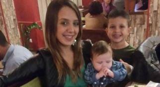 Stefania e i suoi piccoli
