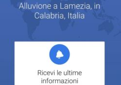 Allerta meteo | Stai bene? Facebook attiva il Safety Check