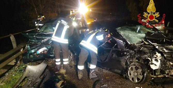 Incidente mortale a Santa Severina