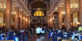 Don Massara vescovo, da Mileto l'ordinazione in diretta