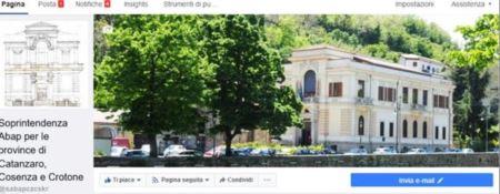 La Soprintendenza archeologica di Catanzaro sbarca sui social