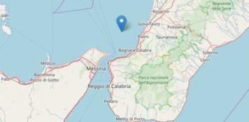 Nuova scossa di terremoto al largo di Palmi. Trema ancora la Calabria