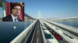 Deputati Fi: «Toninelli non vuole il ponte sullo Stretto? Si dimetta»