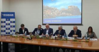 Ryanair sbarca a Reggio Calabria con due rotte low cost