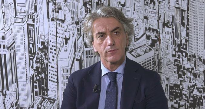 Il consigliere regionale Giuseppe Aieta