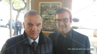Domenico Tallini e Mario Occhiuto