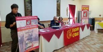 Fiom Cgil, Covello confermato segretario regionale: «Una regia nazionale per la Calabria»