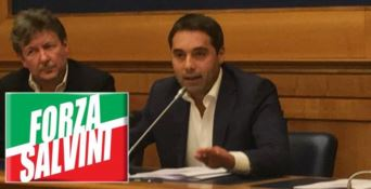 Dalla Calabria arriva Forza Salvini, un po' Lega e un po' Forza Italia
