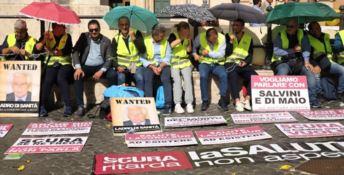 Marrelli Hospital, continua a oltranza la mobilitazione a Roma