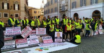 Marrelli Hospital, crisi senza fine: secondo giorno di protesta a Roma