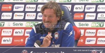SERIE B | Stroppa vuole il miglior Crotone contro la Salernitana