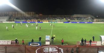 Casertana e Vibonese in campo