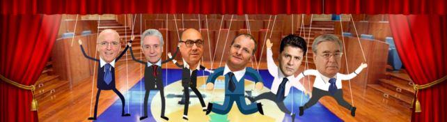 Benvenuti al Teatro Campanella: Oliverio non ha i numeri ma la commedia continua