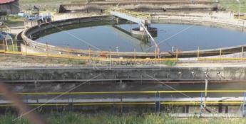 Sversamenti di liquami nel fiume Corace a Catanzaro, tre indagati