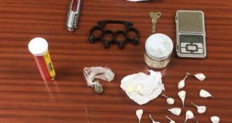 Droga in un vecchio motorino, arrestato 21enne a Pentone