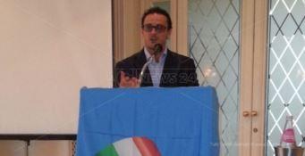 Antonino Provazza, segretario regionale UILPA dei Vigili del Fuoco
