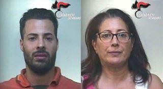 Carabiniere aggredito durante arresto per droga: arrestati madre e figlio