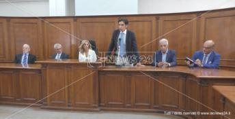 La Procura di Crotone saluta il sostituto Alessandro Riello, affiancherà Gratteri