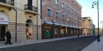 Allarme bomba in pieno centro a Reggio Calabria