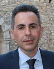 Antonio Cersosimo, sindaco di San Lorenzo