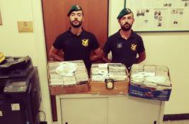 Alcuni cd sequestrati