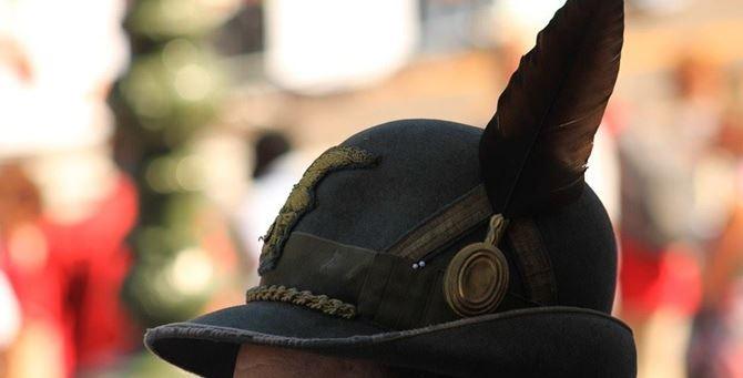Il berretto degli Alpini