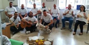 Musicoterapia, le ricerche del Centro di salute mentale di Decollatura a Formia