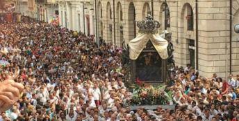 Reggio onora la sua Santa Patrona: «Ci protegga dalla xenofobia»