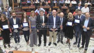 Terre di Calabria, il Premio giornalistico della Camera di Commercio di Cosenza
