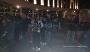 """Protesta ad oltranza alla Cittadella dei precari """"ex legge 28"""""""